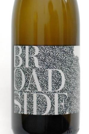 Broadside Wild Ferment Central Coast Chardonnay 2015