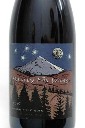 Kelley Fox Wines Mirabai Pinot Noir 2015