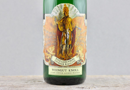 Weingut Knoll Loibner Loibenberg Smaragd Riesling 2015