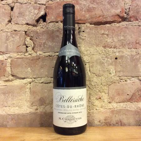 M. Chapoutier Cuvée de Belleruche Red Rhone Blend 2015