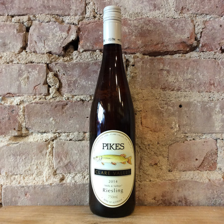 Pikes Clare Valley Riesling 2014