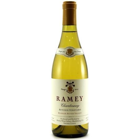 Ramey Wine Cellars Ritchie Vineyard Chardonnay 2013
