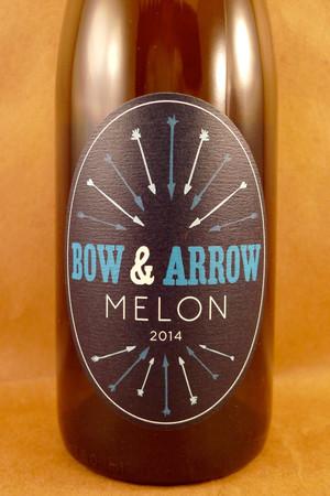 Bow and Arrow Johan Vineyard 'Melon' Melon de Bourgogne 2014 (1500ml)