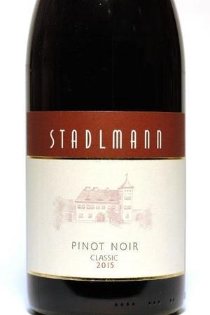 Stadlmann Classic Pinot Noir 2015