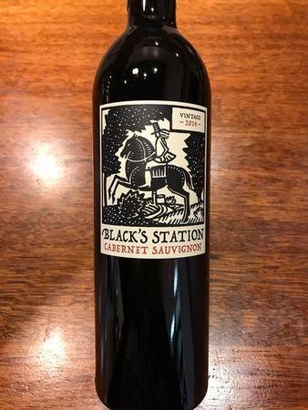 Matchbook Wine Co. Black's Station Yolo County Cabernet Sauvignon  2015