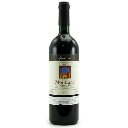 Falesco Montiano Lazio Merlot 1997