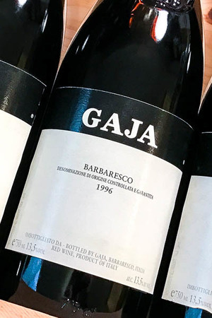 Gaja Barbaresco Nebbiolo 1996