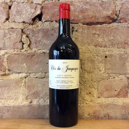 Clos du Jaugueyron Haut-Médoc Red Bordeaux Blend 2014