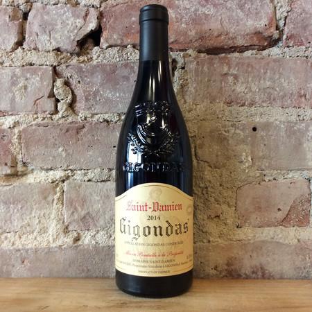 Domaine Saint-Damien Vieilles Vignes Gigondas Red Rhone Blend 2015