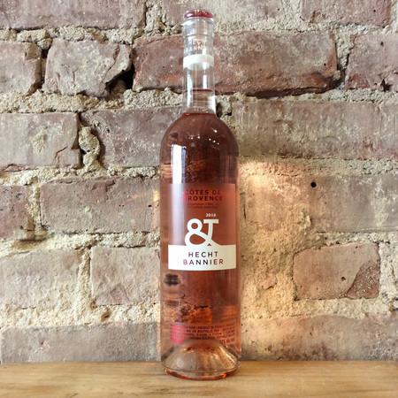 Hecht & Bannier (Gregory & Francois) Côtes de Provence Rosé Blend 2016