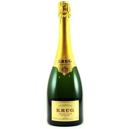 Krug Grande Cuvée 163 Ème Édition Brut Champagne Blend NV