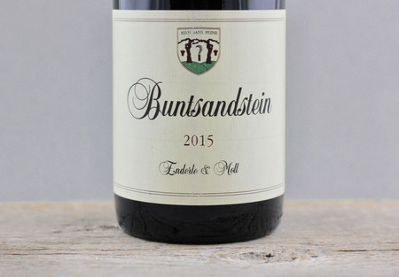 Enderle & Moll Buntsandstein Pinot Noir 2015