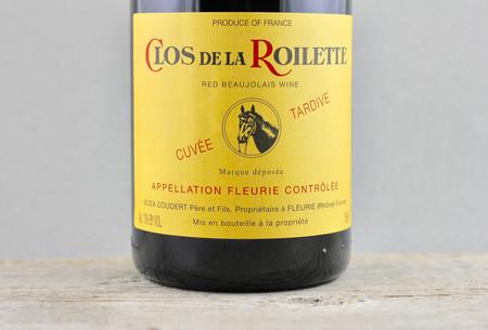 Clos De La Roilette Cuvée Tardive Fleurie Gamay 2012 (1500ml)