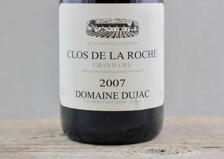 Domaine Dujac Clos de la Roche Grand Cru Pinot Noir 2007