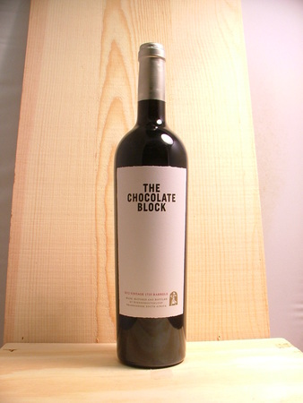 Boekenhoutskloof The Chocolate Block Cinsault Blend 2013