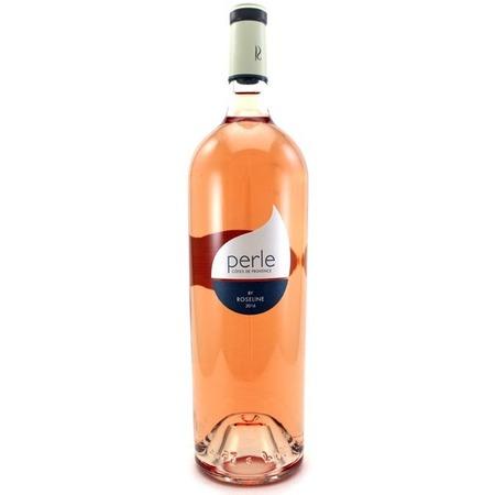 Château Sainte Roseline Perle de Rosaline Côtes de Provence Rosé Blend 2016 (1500ml)