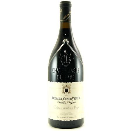Alain Jaume & Fils Domaine Grand Veneur Vieilles Vignes Châteauneuf-du-Pape Red Rhone Blend 2007 (1500ml)