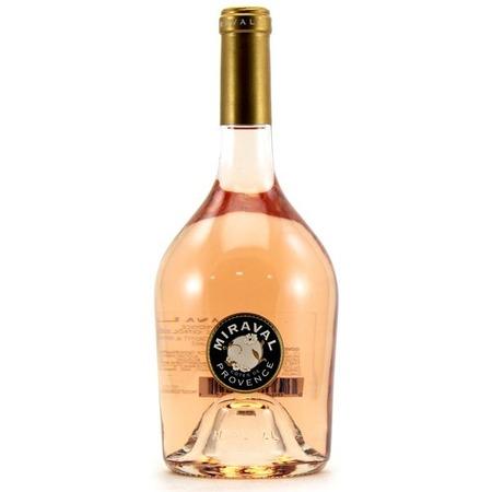 Jolie-Pitt & Perrin Miraval Côtes de Provence Rosé Blend 2016
