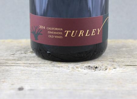 Turley Old Vines California Zinfandel 2014