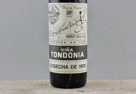 R. López de Heredia Viña Tondonia Gran Reserva Rioja Tempranillo Blend 1976