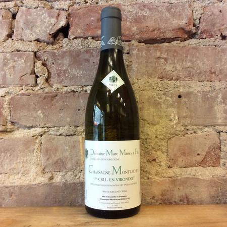 Domaine Marc Morey & Fils En Virondot Chassagne-Montrachet 1er Cru Chardonnay 2013