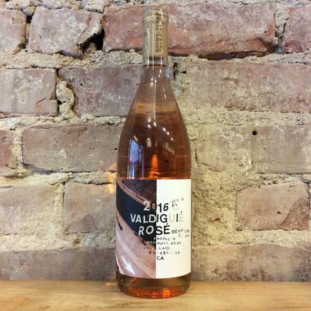 Jolie-Laide Wines Mendocino County Valdiguié Rosé 2016