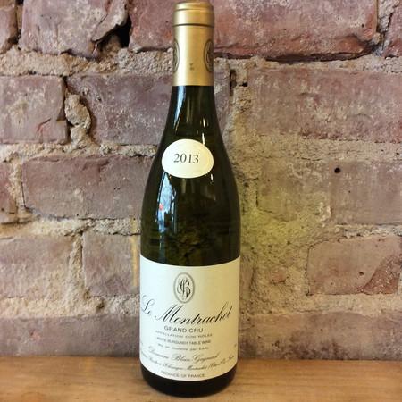 Domaine Blain-Gagnard Le Montrachet Grand Cru Chardonnay 2013