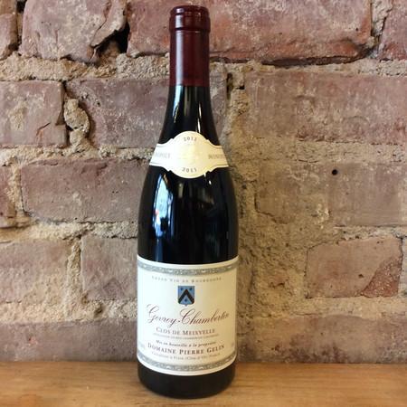 Domaine Pierre Gelin Clos des Meixvelle Gevrey-Chambertin Pinot Noir 2011