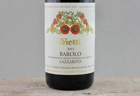 Vietti Lazzarito Barolo Nebbiolo 2013