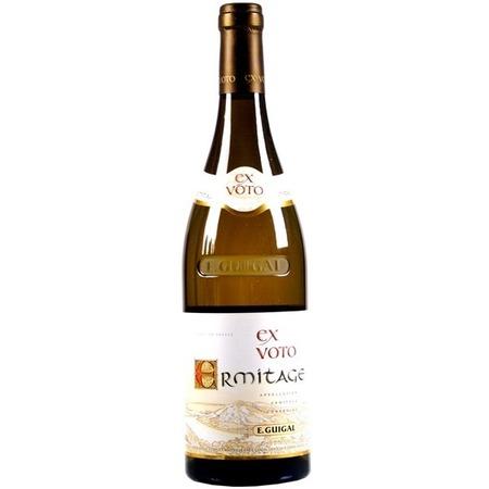 E. Guigal Ex Voto Ermitage Blanc Marsanne Roussanne 2012