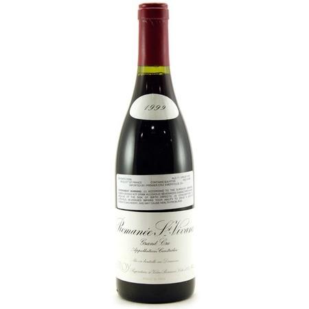 Domaine Leroy Romanée St. Vivant Grand Cru Pinot Noir 1999