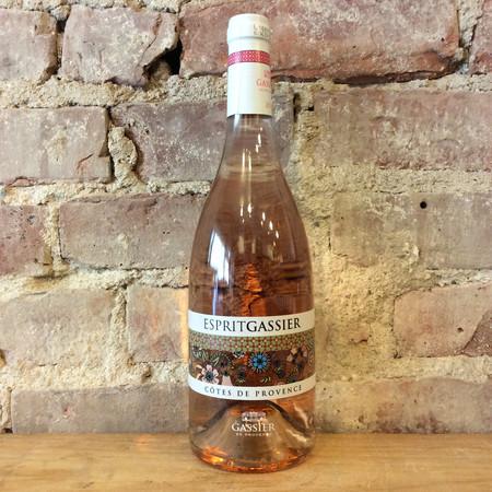 Château Gassier Esprit Gassier Côtes de Provence Rosé 2016