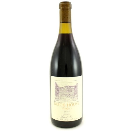 Brick House Evelyn's Ribbon Ridge Pinot Noir 2014