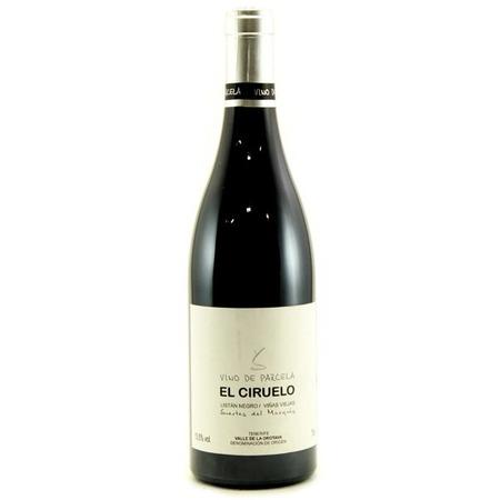 Suertes del Marques  El Ciruelo Viñas Viejas Valle de la Orotava Listan Negro 2014
