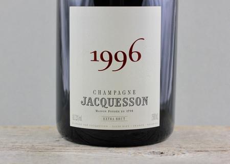 Jacquesson & Fils Extra Brut Champagne Blend 1996 (1500ml)