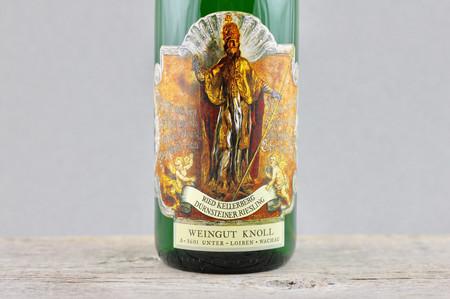 Weingut Knoll Ried Kellerberg Dürnsteiner Smaragd Riesling 2007
