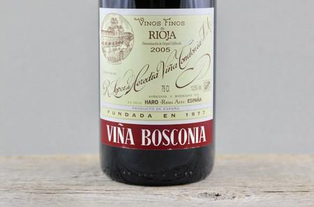 R. López de Heredia Viña Bosconia Reserva Rioja Tempranillo Blend 2005