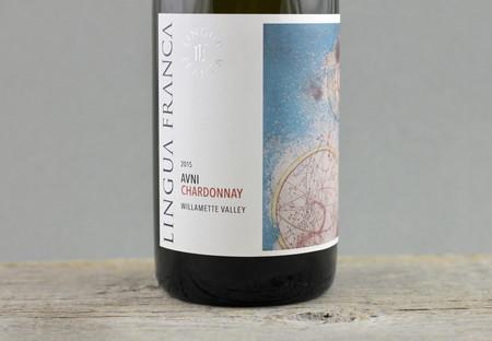 Lingua Franca Avni Willamette Valley Chardonnay 2015