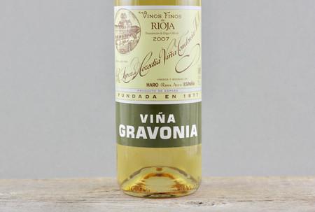 R. López de Heredia Viña Gravonia Crianza Rioja Viura 2007