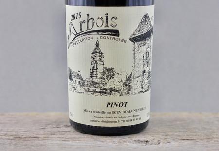 Gérard Villet Cépage Arbois Pinot Noir 2015