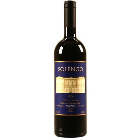 Argiano  Solengo Rosso Toscano SuperTuscan Blend 2006