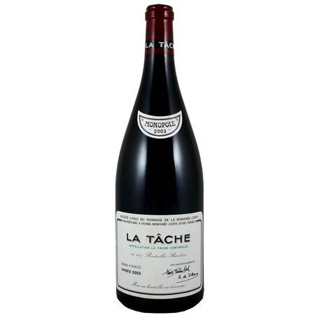 Domaine de la Romanée-Conti (DRC) La Tâche Pinot Noir 2003 (1500ml)