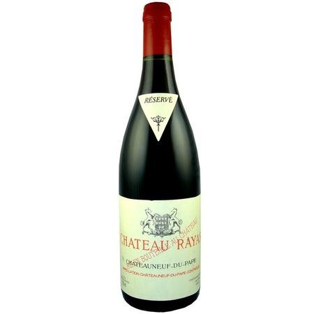 Château Rayas Réservé Châteauneuf-du-Pape Grenache Blend 2008