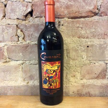Covenant Wines Napa Valley Cabernet Sauvignon 2015