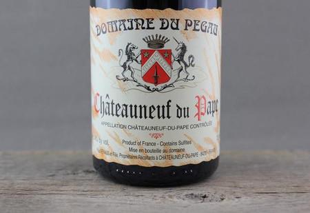 Domaine du Pegau Cuvée Réservé Châteauneuf-du-Pape Red Rhone Blend 2014