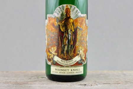 Weingut Knoll Durnsteiner Ried Schütt Smaragd Riesling 2007