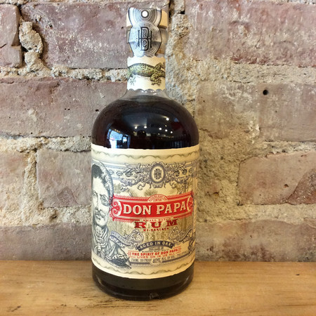 Bleeding Heart Rum Co. Don Papa Small Batch Rum NV
