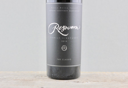 Reynvaan Family Vineyards The Classic Walla Walla Valley Cabernet Sauvignon 2014