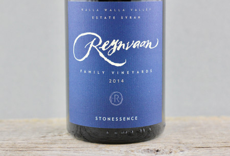Reynvaan Family Vineyards Stonessence Estate Syrah 2014
