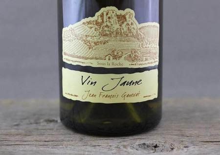 Jean François Ganevat Vin Jaune Côtes du Jura Savagnin 2007